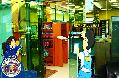 Provincial Library