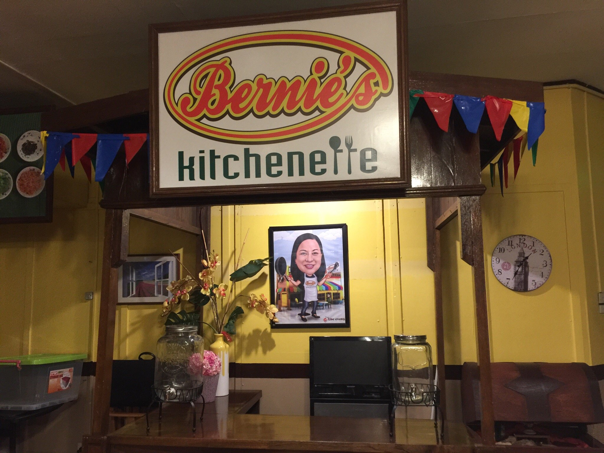 Bernie S Kitchenette Restaurant Cavite