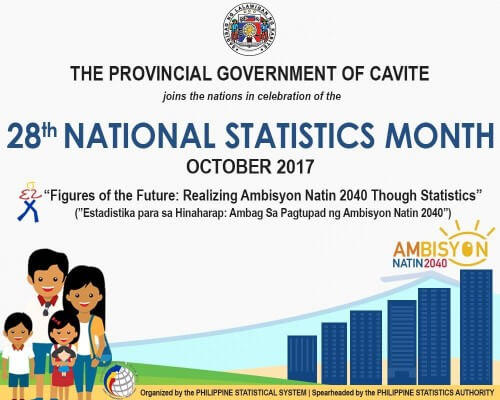 28th National Statistics Month