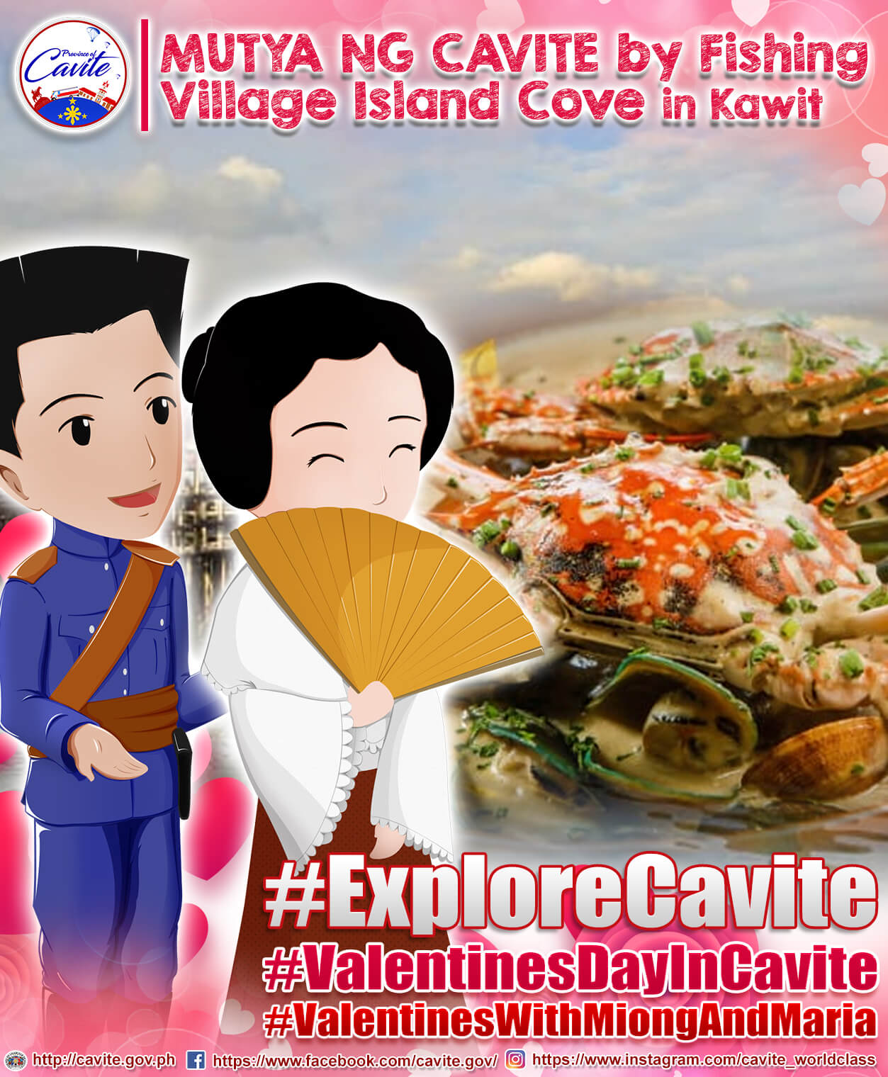 Explore Cavite – Mutya ng Cavite by Fishing Village Island Cove in Kawit