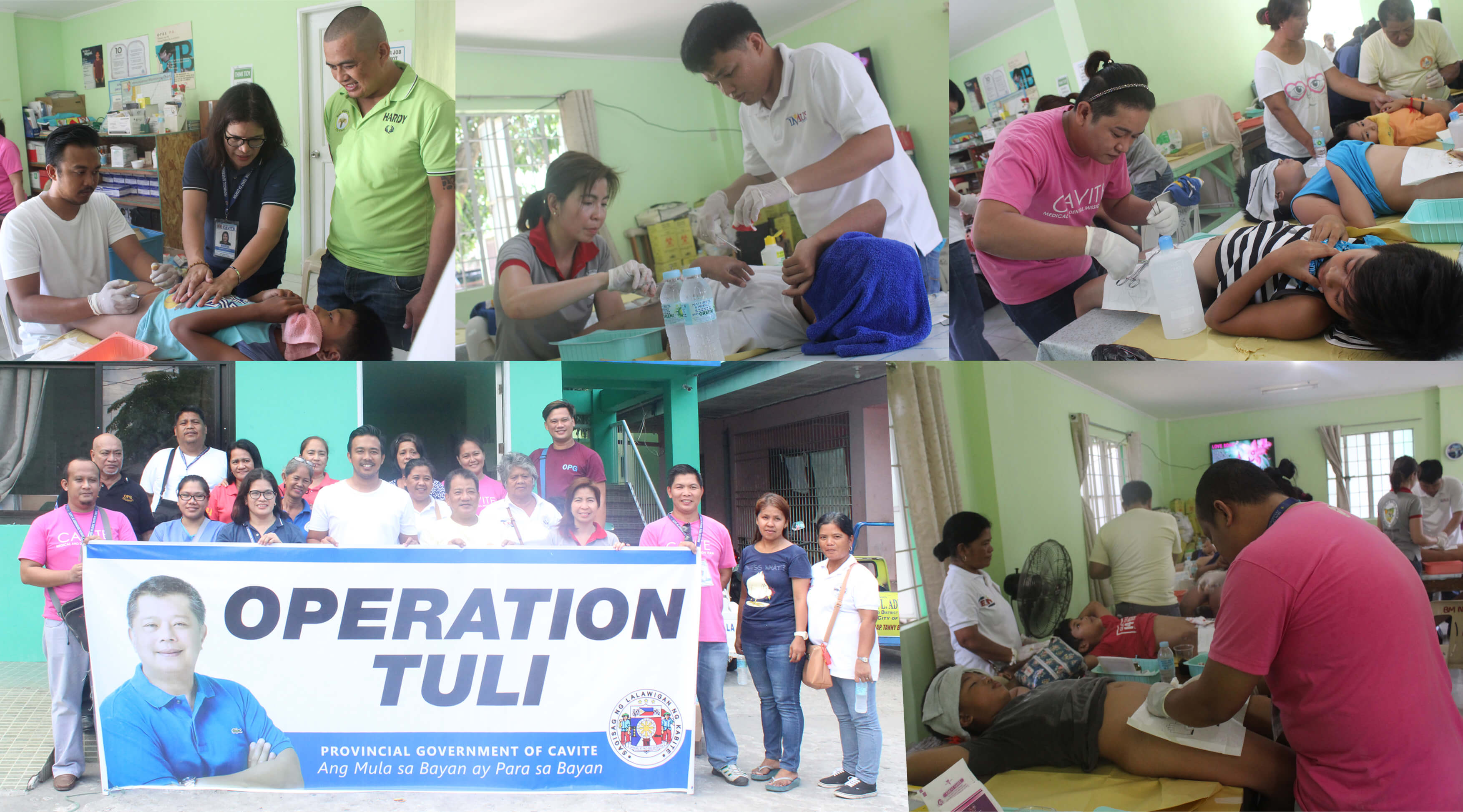 OPERATION TULI IN BRGY  ALAPAN 2A | Cavite