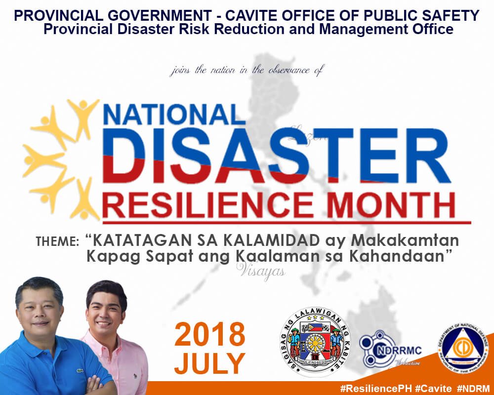 National Disaster Resilience Month