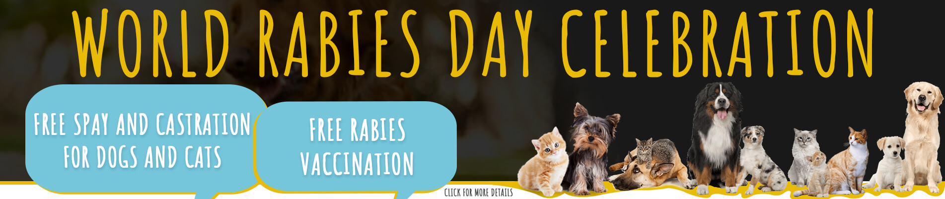 World Rabies Day Celebration