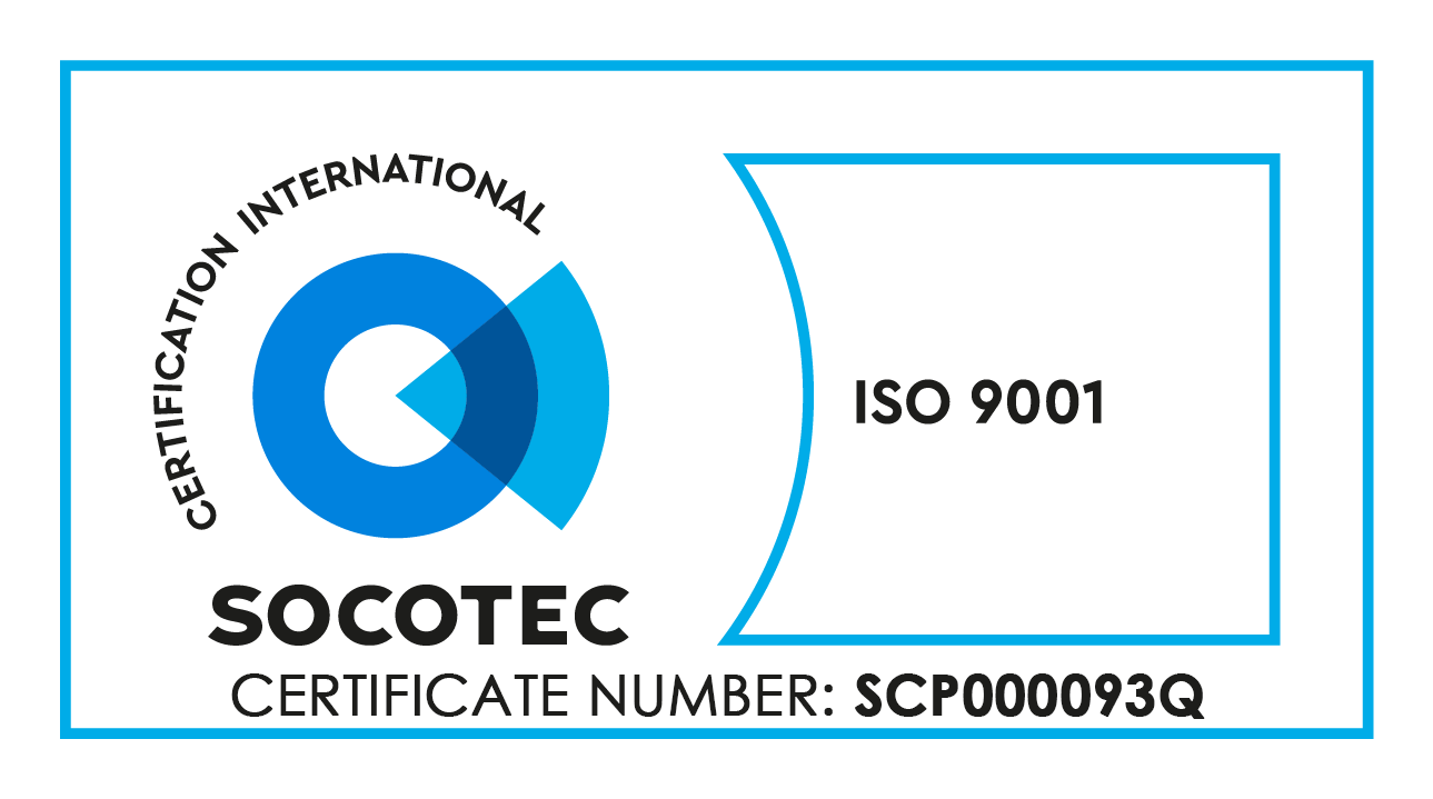 ISO Cerftification