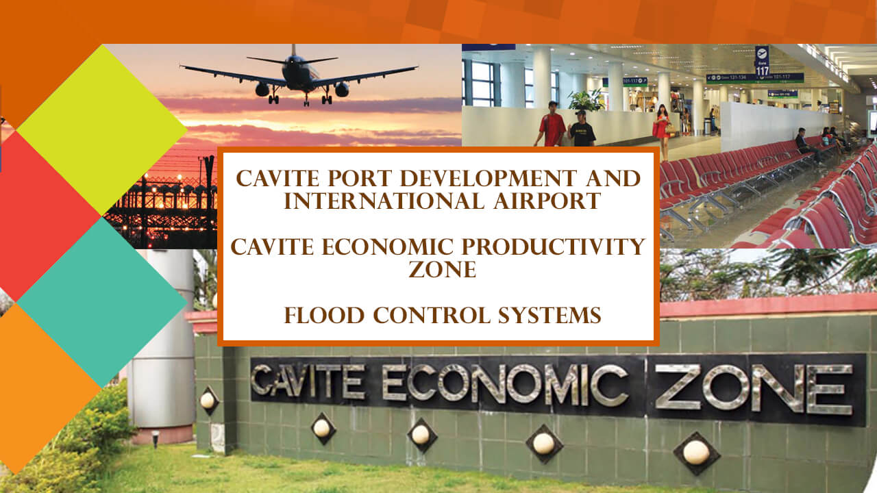 Cavite has approved Development Plans