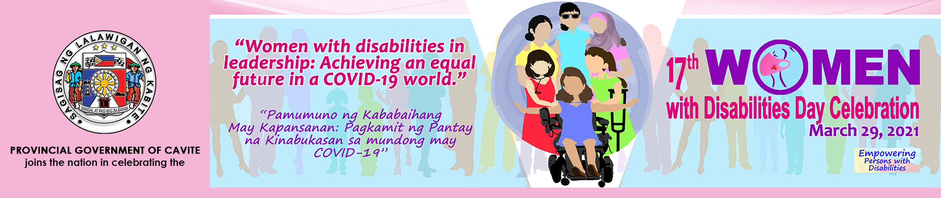 17th Women with Disabilities Day Celebration